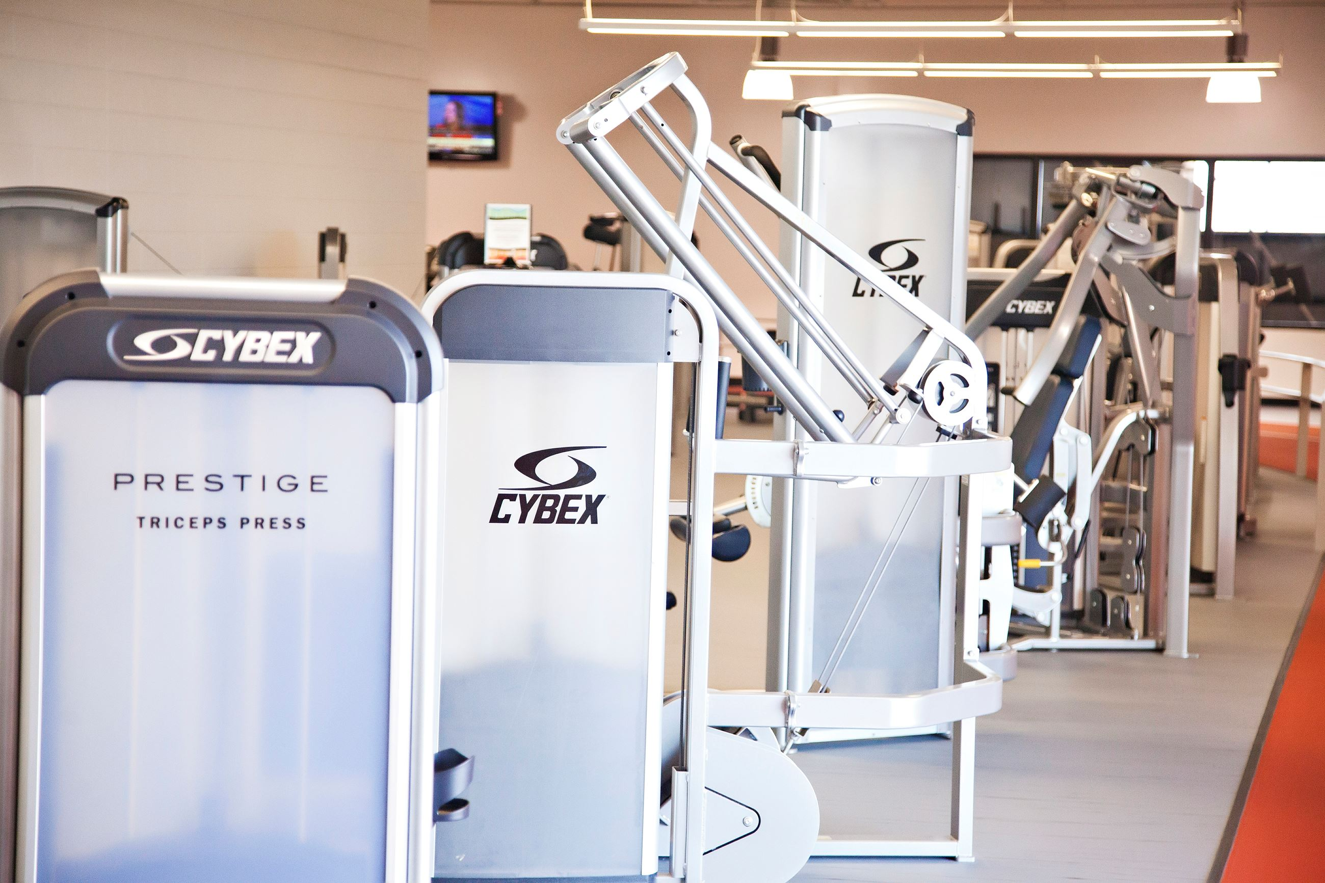 Cybex Strength Training